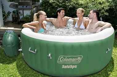 Coleman Lay-Z Spa Review