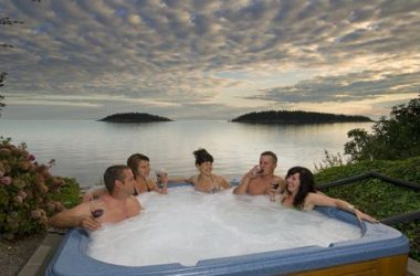 Best Inflatable Hot Tubs For Winter.