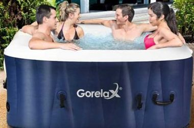 Best Square Inflatable Hot Tub