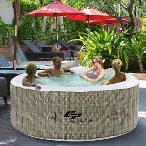 Best Four Person Inflatable Hot Tub