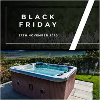 Black Friday and Cyber Monday Hot Tub Deals 2020